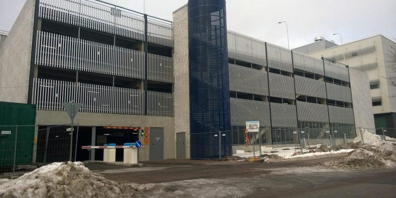 Fira Technopolis G,H-talot Hki Vantaa